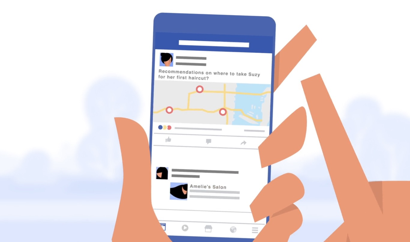 New Recommendation Feature for FB