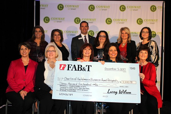 Chamber recognizes outstanding women in business and nonprofit