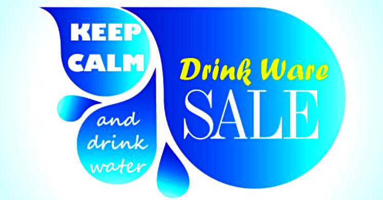 Keep Clam and Drink Water